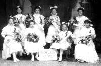 1907 Graduation Class Ridgewood NY