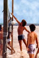 Eddie Flanders Tommy Hennessey Sugar Bowl Volleyball
