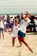 Katherine Leonard Mary Newman Sugar Bowl Volleyball