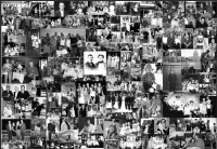 b-w family collage by MoeR