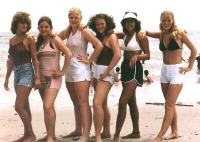 Breezy Point Gals about 1980