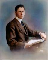 Restored Portrait Thomas Francis Monahan