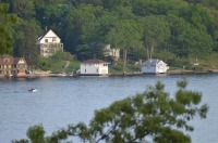 Cabins Across from Elba Point Mothers Day 2012_052
