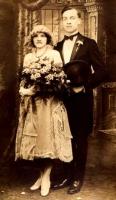 Sarah Bossinger and New Hubby Thomas Francis Cully Sr
