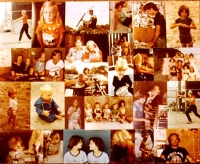 Original Sugar Bowl Collage by MoeR 1978