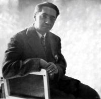 Valentine C Ritter Sr, Self Portrait