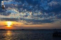 Breezy Dock Sunset 04