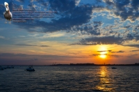 Breezy Point Sunset 09