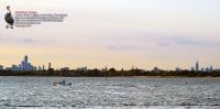 Manhattan Panorama 1 from Rockaway Point Dock