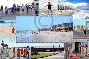 Rockaway Beach Collage August 5
