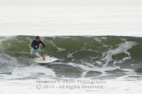 Rockaway Beach, Queens, NYC September Surf